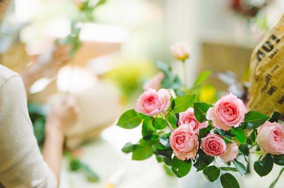 Composition sur mesure de fleurs et de plantes Avignon